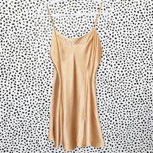 Victoria's Secret Blush Silk Nightie